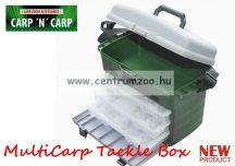 Carp Zoom MultiCarp Tackle Box Multifunkciós Pontyhorgászláda (46x24x32cm) (CZ7856)