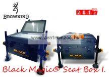Browning Black Magic® Seat Box I. horgászláda ülőkével (8000001)