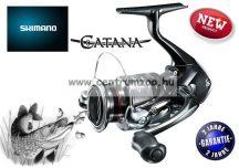 Shimano CATANA 4000 FD 5.2:1 elsőfékes orsó (CAT4000FD)