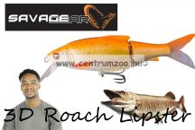 Savage Gear 3D Roach Lipster 130 13cm 26g SF 06-Gold Fish gumihal (62240)