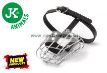 JK Animals Dog Safe fém szájkosár (44000) Spicc