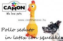 Camon Gioco Maialino Latex CSIRKE játék 20cm (AH212/B)