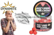 Dynamite Baits bojli Hit n Run Pop-Ups - Red 15mm ()