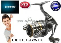Shimano ULTEGRA 1000 FB távdobó orsó (ULT1000FB)