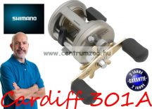 Shimano Cardiff 301A multi orsó (CDF301A) 2019NEW