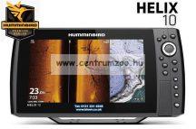 Humminbird® HELIX® 10 Chirp SI G2N MEGA GPS és halradar (597029) 2019NEW