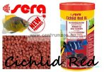 Sera Cichlid Red XL 1000ml sügértáp - gazdaságos kiszerelés (00214)
