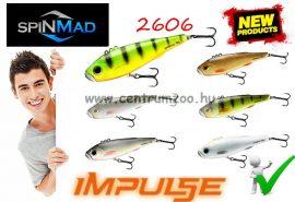 Spinmad Impulse 10g 70mm gyilkos wobbler colours 2606