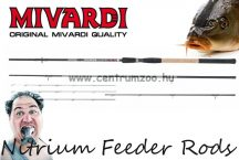 MIVARDI Nitrium Heavy Feeder 360cm 30-90g 3+3r feeder bot  (MIV-NIF360H)