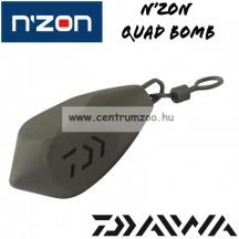 Daiwa N'Zon Quad Bomb 40g szögletes ólom 2db (13365-040)