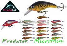 Predatek MicroMin Shallow 40 wobbler (M40) NEW