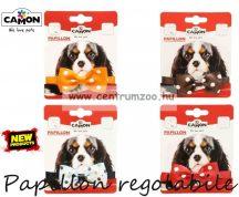 Camon Papillon regolabile - nyakkendő kutyáknak (B377/A)