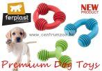 Ferplast PA6560 tartós gumi rágcsa és apport játék kutyáknak  (86560899)