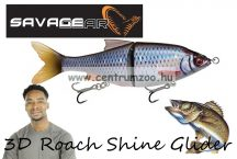Savage Gear 3D Roach Shine Glider135 13.5cm 29g SS 01-Roach PHP gumihal (62246)