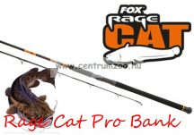 Fox Rage Cat Pro Bank 320cm 400g 2pc, harcsás bot 3,2m 400g (BRD009) + wobbler