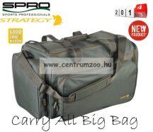 Spro Strategy Carry-All Big Carp Bag XL 58*33*32cm pontyos táska rekeszekkel (6400-103)