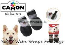CAMON Socks With Straps For Dogs csúszásmentesített kutyazokni több méretben (C775)
