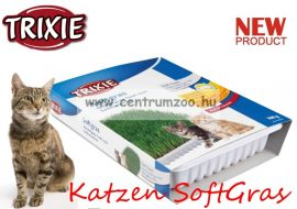 Trixie SoftGras Macskafű kiscicáknak 100g nevelő dobozban (TRX4235)