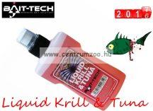 Bait-Tech Liquid Krill & Tuna rák és tonhal aroma 250ml (2501449)