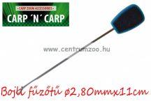fűzőtű - Carp Zoom Bojli fűzőtű nagy méretű, ø2,80mmx11cm (CZ1173)