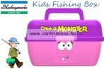 Shakespeare Catch a Monster Play Box Pink (1506892)