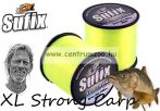 Sufix XL STRONG CARP 0.25mm 5,4kg 6LB Neon Yellow 600m monofil zsinór