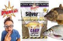 Dynamite Baits etetőanyag Silver X Carp Method Mix 2kg (SX532)
