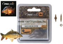 Prologic LM Mimicry Naked Chod Rig System 10db (54409)