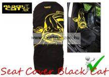 Black Cat Seat Cover Black Autós ülésvédő huzat (gyors felszerelés)(9906001)