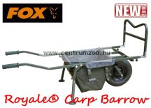 FOX Royale® Carp Barrow with barrow Bag bojlis, versenyládás talicska (CTR009)