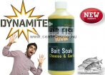 Dynamite Baits aroma Big Fish River Bait Soak - Cheese & Garlic 500ml (DY1379)