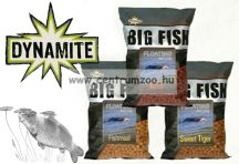 Dynamite Baits Big Fish Floating Pellets KRILL 1,1kg  11mm lebegő pellet (DY1480 ) rák ízben