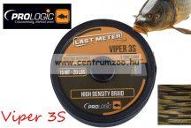 Prologic Viper 3S 15m 20lbs fonott süllyedő előke zsinór (50085)