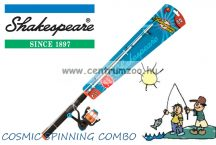 Shakespeare® COSMIC SPINNING COMBO Kids Spin Rods szett (1512022) (COSMICO46SPCBO) kék