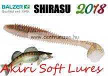 Shirasu Soft Lures Akiri gumihal 7cm (13630013) Beniko colours