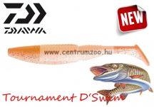 Daiwa Tournament D'swim gumihal orange gold 6cm 8db (16506-606) UV Active