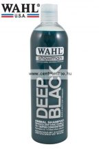 Wahl Moser sampon Deep Black – Fekete bundára 500ml (2999-7510)