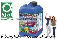 JBL AlgoPond Green 2,5l tavi hatásos algagátló zöld vízre (26066)