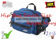 Abu Garcia táska Hip Bag 02 Small Size Royal Navy (1441460)