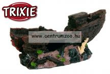 Trixie akvárium dekorációs kerámia hajóroncs 24cm (TRX8976)