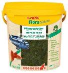 Sera Flora Nature 10l 2kg díszhaltáp - gazdaságos kiszerelés 10l