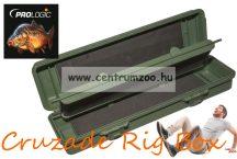 ELŐKETARTÓ - Prologic Cruzade Rig Box előke tartó doboz 35x10,5x7(54994)