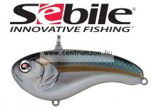 Sebile® Flatt Shad megbízható wobbler FS-066-SK - Natural Blue Back Herring NBBH (1405001)
