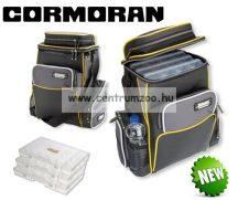 Cormoran K-DON Lure Bag 3020 utazó és horgász táska 2014 NEW 34*20*43 cm  (65-03020)