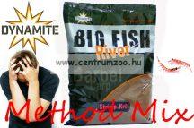 Dynamite Baits Big Fish River Shrimp & Krill 1.8kg  etető anyag rákkal (DY1370)