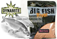 Dynamite Baits Big Fish River MEAT & FURTER 1.8kg etető  (DY1372 )