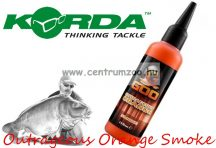 Korda OUTRAGEOUS ORANGE SMOKE aroma dip (GOO41) NEW