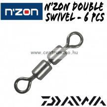 DAIWA N'ZON DOUBLE SWIVEL 12-es  6db (13313-012)
