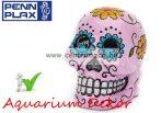 PENN PLAX Cukor koponya pink 5x3,8x5,7cm akvárium dekorációs szobrocska (091810)