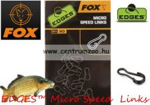 Fox EDGES™ Micro Speed Links gyorskapocs 20db (CAC566)